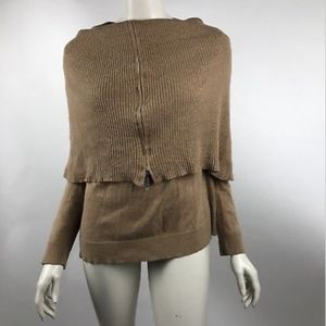 Soft Surroundings Wrap Sweater